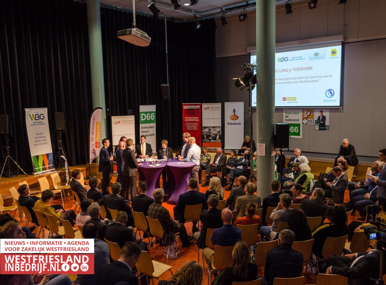Statenleden debatteren over Westfriesland