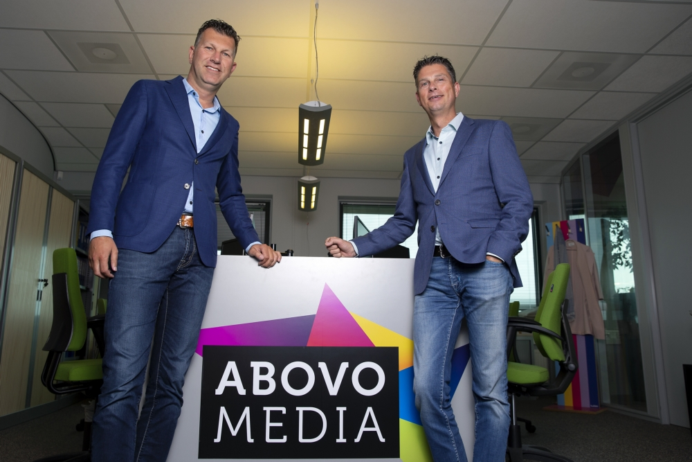Collegetour 2019 met Abovo Media