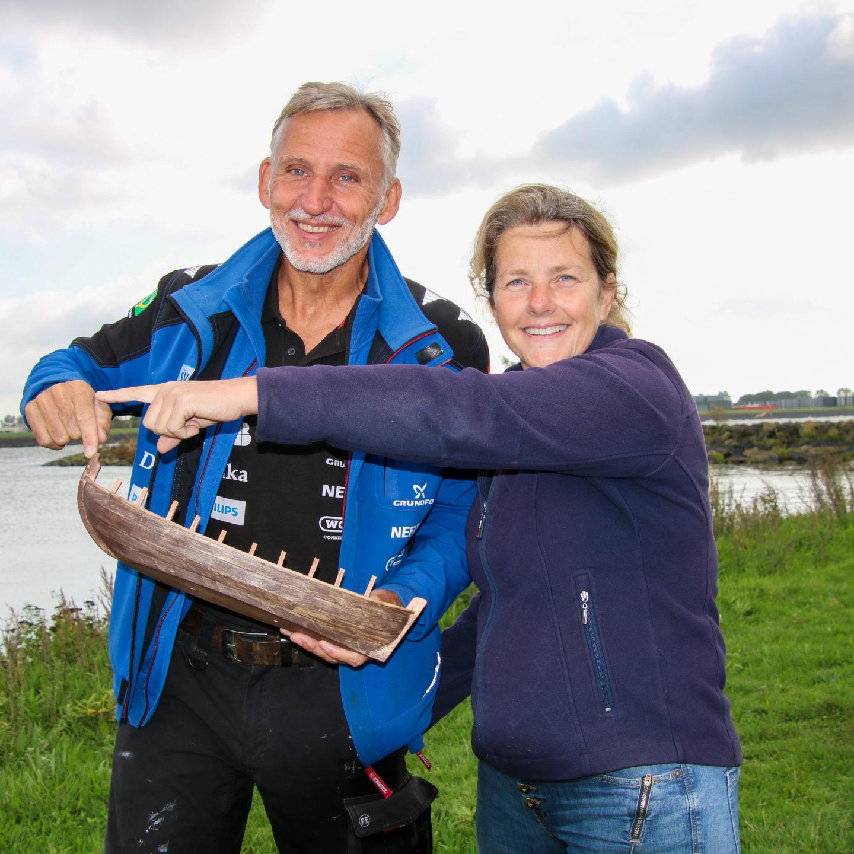 Hét verhaal van het fluitschip in Hoorn
